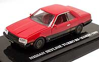 KYOSHO NISSAN SKYLINE TURBO RS 001-01