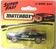 MATCHBOX BMW 850 001-01