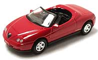 WELLY AlfaRomeo Spider 001-01