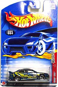 HotWheel HONDA CIVIC 001-01