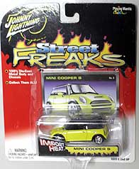 Johnny Lightning MINI COOPER S 001-01