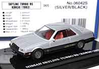 KYOSHO NISSAN SKYLINE TURBO RS 002-01