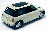 Johnny Lightning Mini Cooper 002-03
