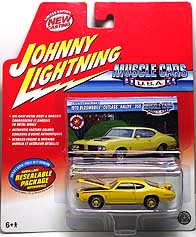 Johnny Lightning 1970 OLDSMOBILE CUTLASS RALLY 350 001-01