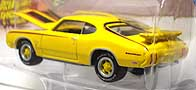 Johnny Lightning 1970 OLDSMOBILE CUTLASS RALLY 350 001-03