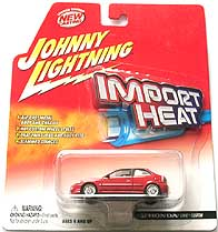 Johnny Lightning Honda CIVIC CUSTOM 001-01
