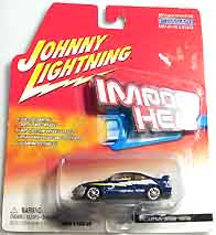 Johnny Lightning Honda INTEGRA CUSTOM 002-01