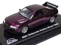 KYOSHO 45th 2006 NISSAN SKYLINE GT-R 001-01