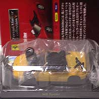KYOSHO FERRARI 348 SPIDER Yellow 001-01
