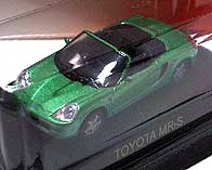 KYOSHO TOYOTA MR-S 002-01