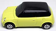 MAJORETTE NEW MINI COOPER 002-02