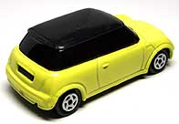 MAJORETTE NEW MINI COOPER 002-03
