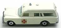 MATCHBOX MB AMBULANCE 001-02