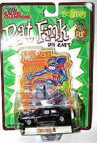 Racing Champions  1970 Chevrolet Chevelle  Time to Boogy Rat Fink 001-03.JPG